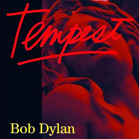 Боб Дилан выложил в сеть новый альбом «Tempest». Изображение № 1.