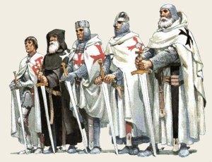 «Остроугольные туфли принадлежат язычникам»: Выдержки из Устава ордена тамплиеров. Изображение № 1.