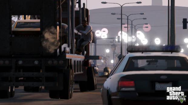 Опубликованы новые скриншоты игры GTA V. Изображение № 1.