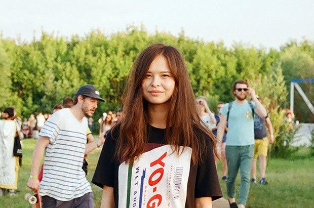 Девушки в городе: Фоторепортаж с фестиваля Outline. Изображение № 15.