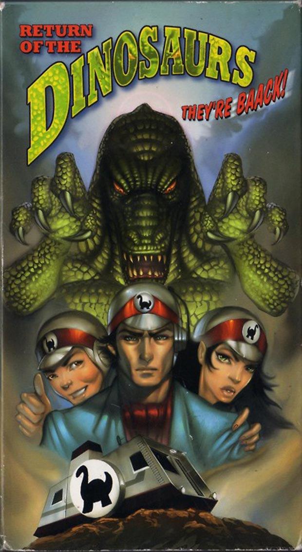 VHS Cover Junkie: Tumblr-блог коллекционера обложек видеокассет . Изображение № 13.