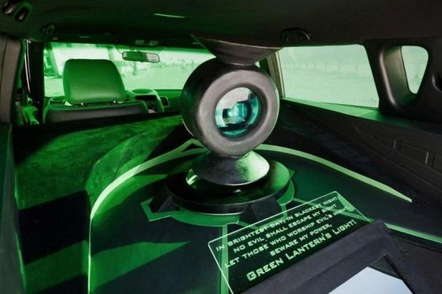 Kia показала пять из восьми «супергеройских» автомобилей. Изображение № 24.