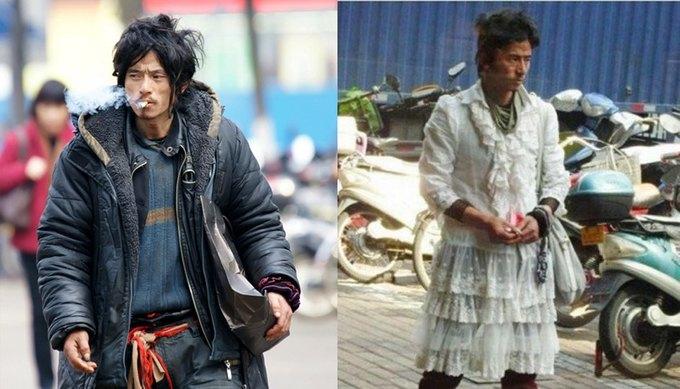 5 бездомных, ставших героями интернета. Изображение № 3.
