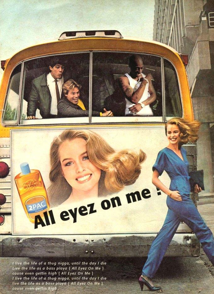 Ads Libitum: Звезды поп-культуры на винтажных рекламных плакатах. Изображение № 4.
