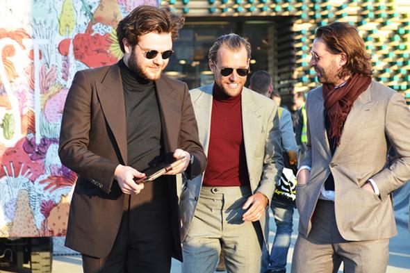 Итоги Pitti Uomo: 10 трендов будущей весны, репортажи и новые коллекции на выставке мужской одежды. Изображение № 11.
