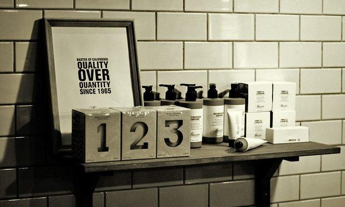 В Москве откроется новый салон мужской парикмахерской Chop-Chop. Изображение № 1.