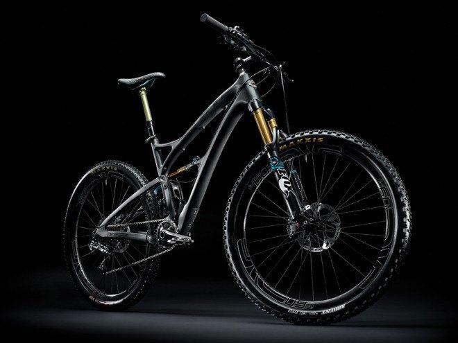 Компания Yeti представила велосипед-внедорожник. Изображение № 1.