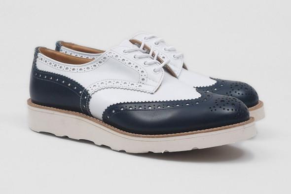 Совместная коллекция обуви марки Tricker's и Present. Изображение № 2.