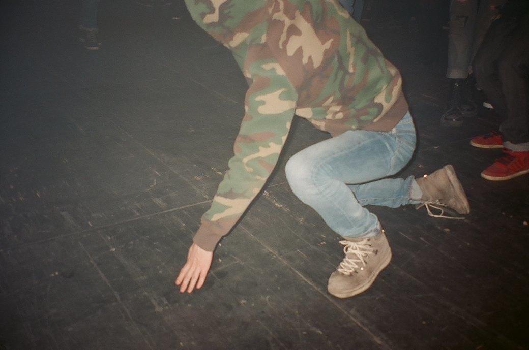 Фоторепортаж: Концерт «Панк-фракции красных бригад» в театре имени Вс. Мейерхольда. Изображение № 14.