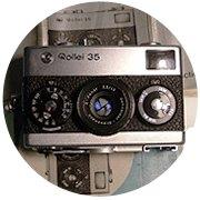 Находка недели: Компактная фотокамера Rollei 35. Изображение № 7.