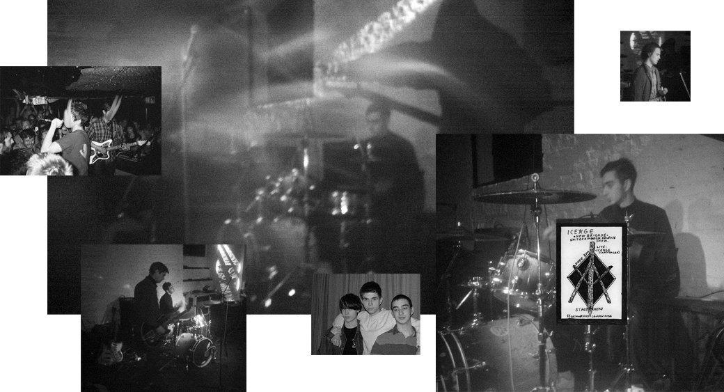 «Нам не о чем говорить с журналистами»: Репортаж с концерта Iceage и интервью с музыкантами. Изображение № 2.