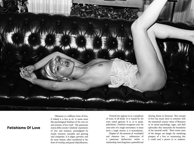 Fetishisms Manifesto: Фотограф Джонатан Ледер издаёт манифест эротического фетишизма. Изображение № 3.