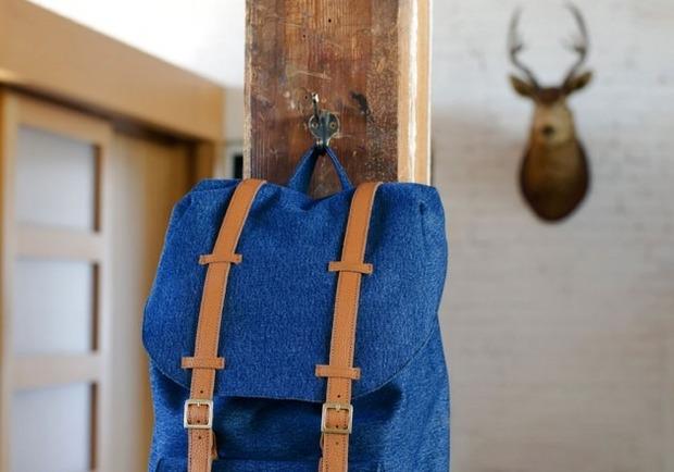 Канадская марка Herschel выпустила новую коллекцию рюкзаков линейки Holiday. Изображение №7.