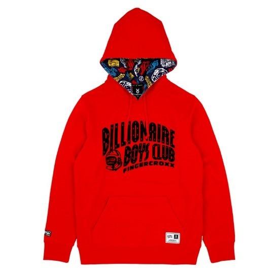 Billionaire Boys Club выпустили совместную коллекцию одежды с китайской маркой Fingercroxx. Изображение № 9.