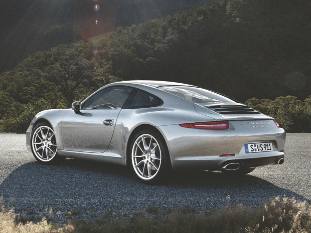 Новый Porsche 911 и эволюция его предшественников. Изображение №4.