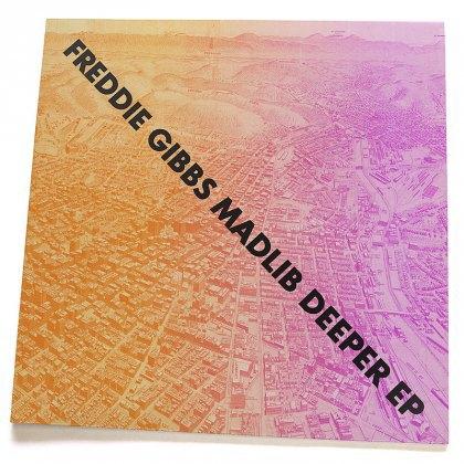 Мадлиб и Фредди Гиббс выпустили новую EP «Deeper». Изображение № 1.