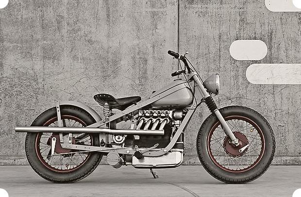 Сбросить вес: Гид по облегченным американским мотоциклам — бобберам. Изображение № 12.