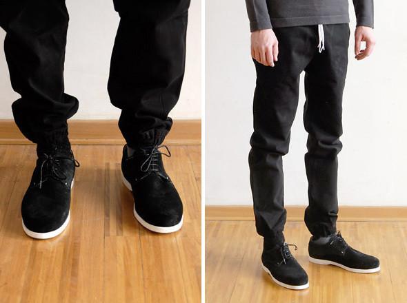 Soulland, ботинки B James | Soulland, штаны Bomholt  . Изображение № 15.