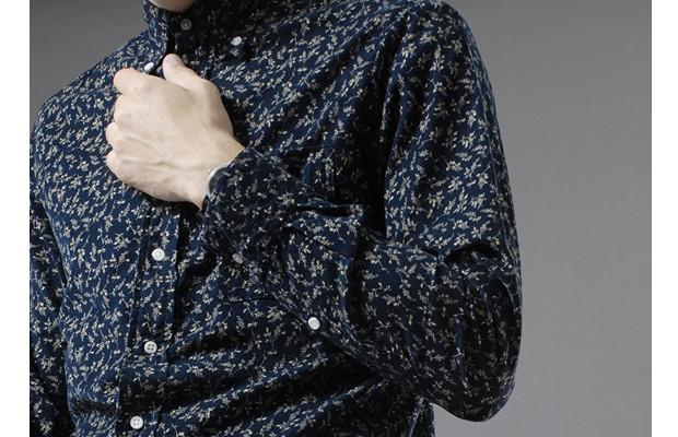 Американская марка Gitman Bros. выпустила линейку рубашек к будущей осени. Изображение № 5.