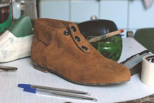 Обувь своими руками: Как сделать ботинки мечты в домашних условиях. Изображение № 54.