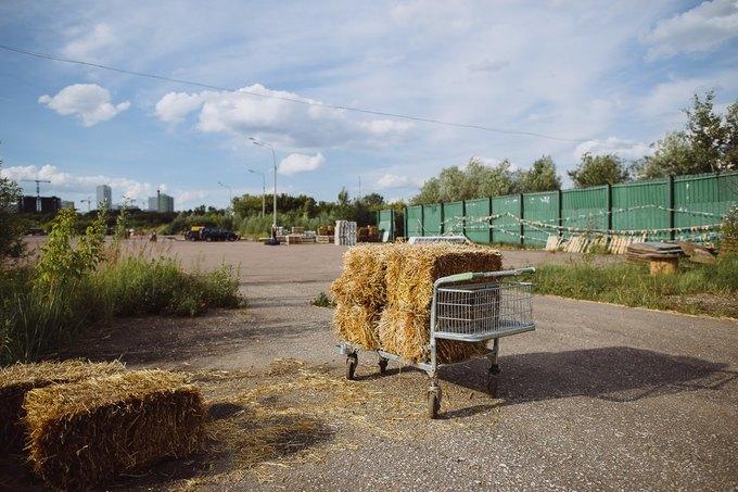 Фоторепортаж: Строительство объектов фестиваля Outline. Изображение № 42.