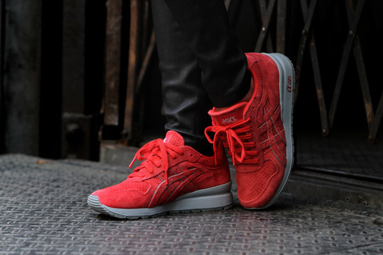 Ронни Фиг совместно с Asics представил новую модель кроссовок. Изображение № 15.