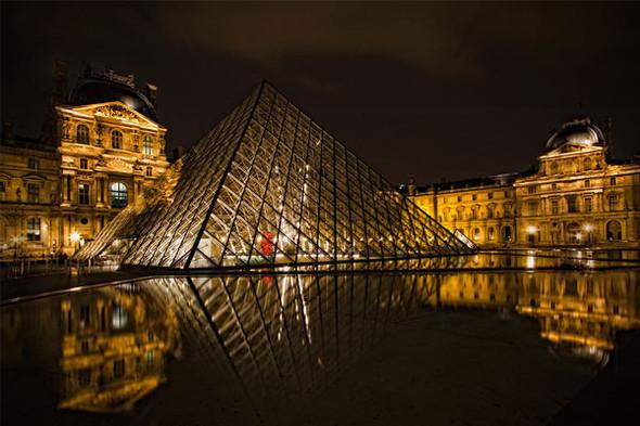 Louvre. Источник: Flickr.com. Изображение № 37.