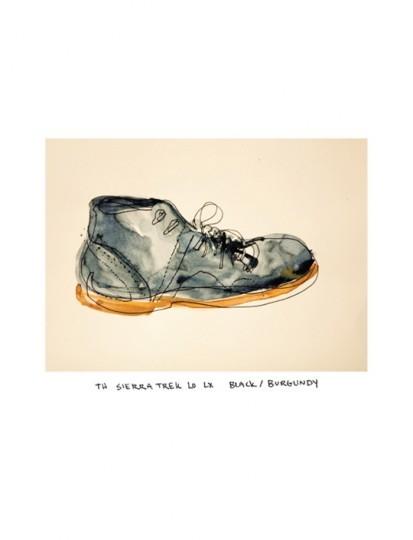 Иллюстрированный лукбук весенней коллекции марки Vans Vault. Изображение № 9.