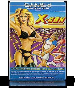 X-man. Изображение № 1.