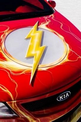 Kia показала пять из восьми «супергеройских» автомобилей. Изображение № 27.