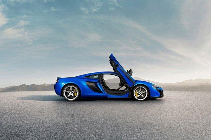 McLaren представил новый суперкар 650S. Изображение № 4.