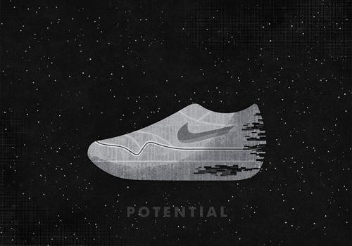 Книга иллюстраций, посвящённая кроссовкам Nike Air Max. Изображение № 8.