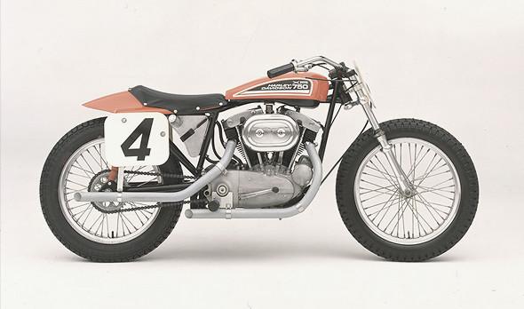 История и особенности мотоциклов для гонок по грязевому овалу —флэт-трекеров. Изображение № 14.