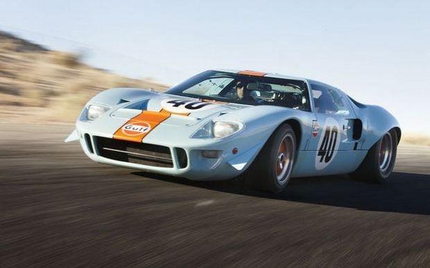 Спорткар Ford GT40 стал самым дорогим американским автомобилем. Изображение № 1.