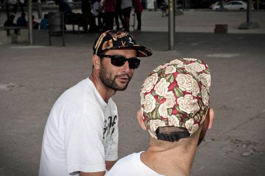 Новая коллекция кепок Skulls. Изображение № 2.