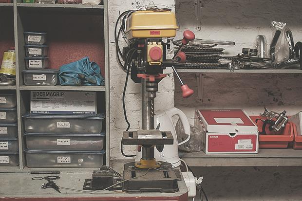 «Можно поехать в отпуск, а можно взять и купить сварочный аппарат»: Инженеры веломастерской Ellipsis. Изображение № 18.
