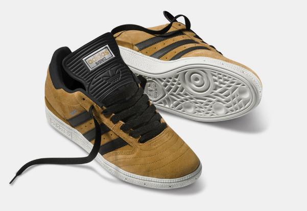Марка Adidas Skateboarding выпустила весеннюю коллекцию кроссовок Busenitz. Изображение № 13.
