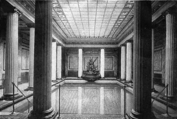 Сандуновские бани, 1895-1896 год. Изображение № 5.
