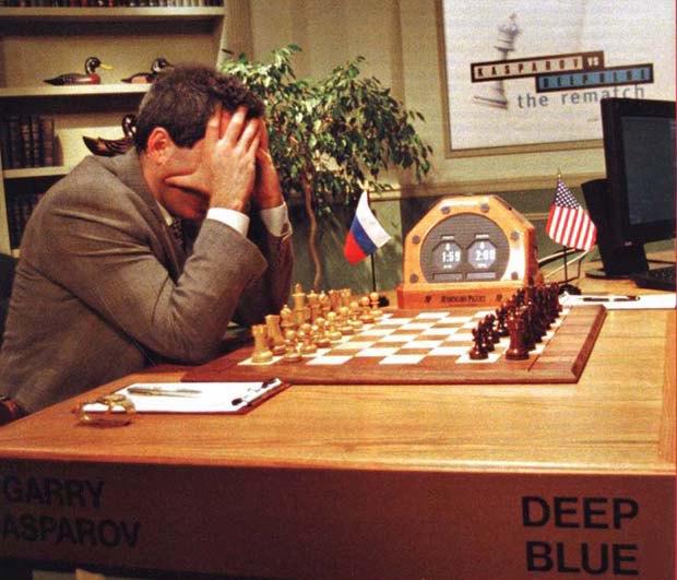 Студия «Дисней» экранизирует шахматный матч Каспарова и компьютера. Изображение № 1.