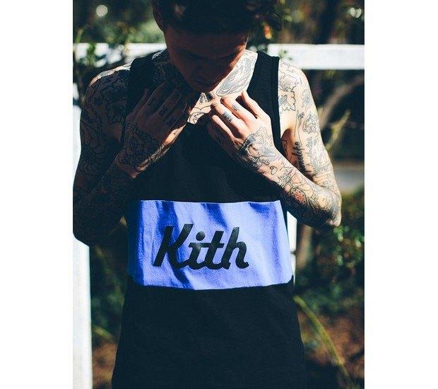 Дизайнер Ронни Фиг и интернет-магазин Kith представили совместную коллекцию одежды. Изображение № 10.
