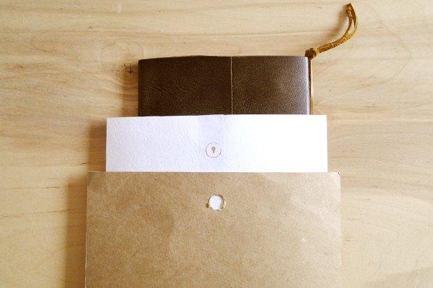 Новая марка: Блокноты ручной работы NB!. Изображение № 5.