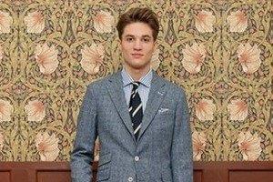 Марка Gant Rugger опубликовала лукбук осенней коллекции одежды. Изображение № 16.