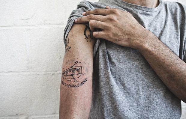 Домашняя работа: Гид по культуре татуировок в домашних условиях. Изображение №20.