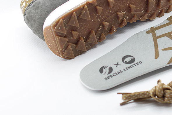 Совместная коллекция кроссовок Saucony и русской марки Anteater. Изображение № 3.