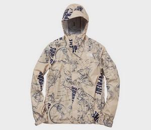 Марки Supreme и The North Face представили совместную коллекцию одежды. Изображение № 14.