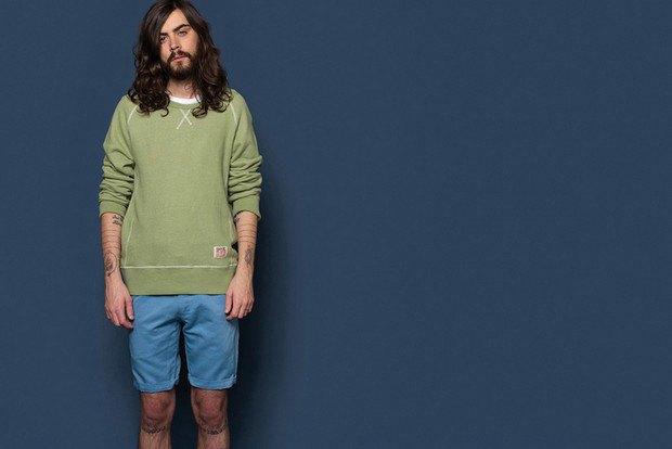 Французская марка Sixpack опубликовала лукбук весенней коллекции одежды. Изображение № 4.