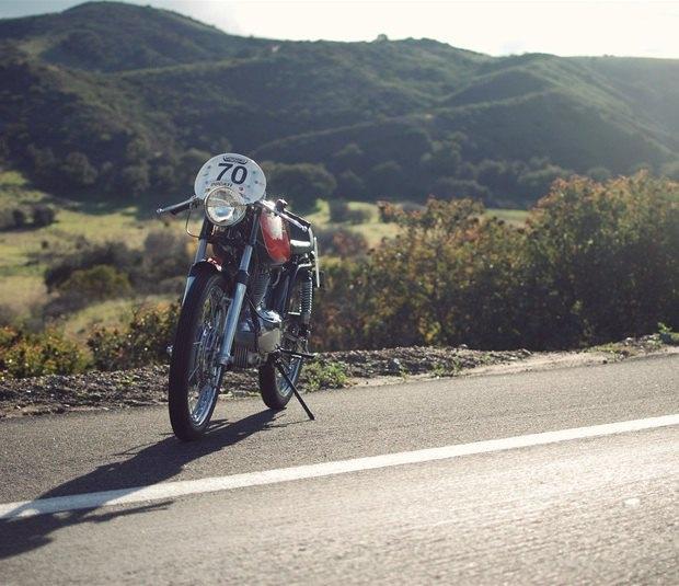 Мастерская Vintage Italian Restoration представила мотоцикл Gilera 175 Milano Taranto. Изображение № 10.