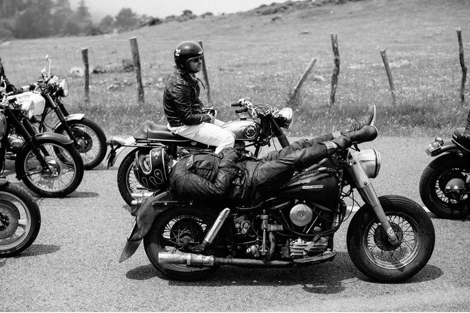 Фоторепортаж с мотоциклетного фестиваля Wheels & Waves. Изображение № 17.