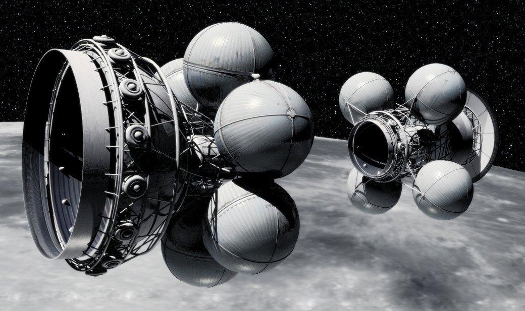 Космос как предчувствие: 3 способа покинуть галактику. Изображение № 1.