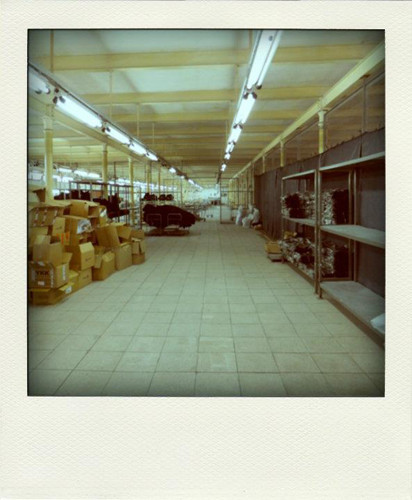 Фотографии с фабрики, где производятся вещи Grunge John Orchestra. Explosion. Изображение № 24.